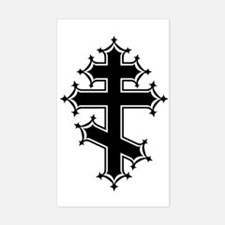 Fancy Orthodox Sticker (Rectangle)