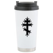 Fancy Orthodox Travel Mug