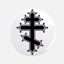 "Fancy Orthodox 3.5"" Button (100 pack)"
