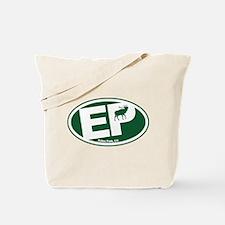 Estes Park Elk Logo Tote Bag
