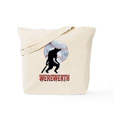 WEREWERTH Tote Bag