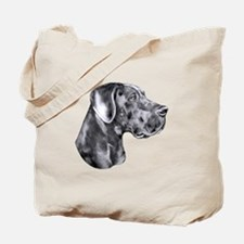 Great Dane HS Blue UC Tote Bag