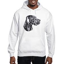 Great Dane HS Blue UC Hoodie Sweatshirt