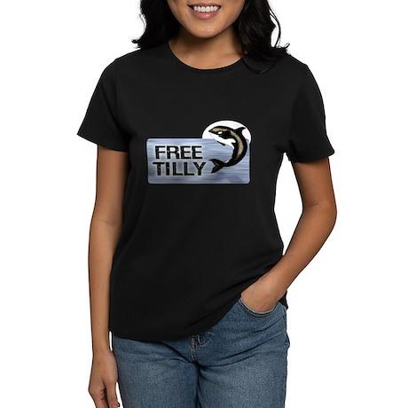 Free Tilly Women's Dark T-Shirt
