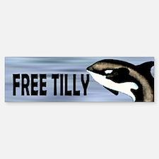 Free Tilly Bumper Bumper Sticker
