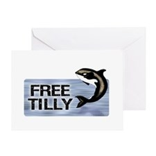 Free Tilly Greeting Card