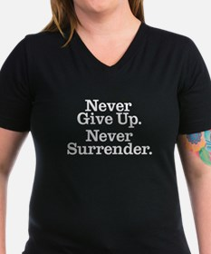 Never Give Up Shirt