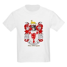 Geoghegan Coat of Arms Kids T-Shirt