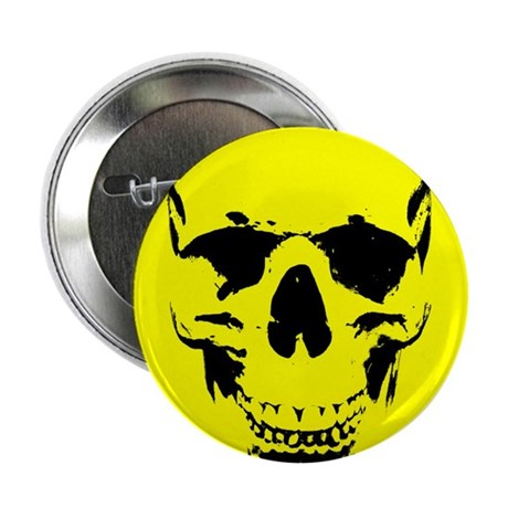 Skull Smiley Fce (Have a Nice Button
