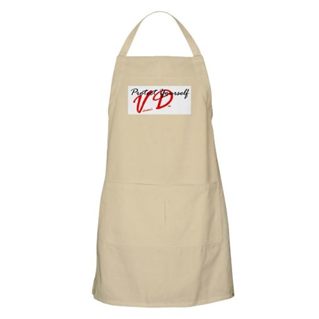 Protect yourself! BBQ Apron