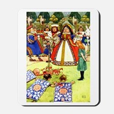 QUEEN OF HEARTS Mousepad
