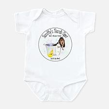 Scruffy's Scrub Spot Infant Bodysuit