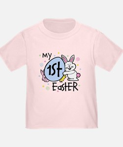 Bunny Chickie 1st Easter T