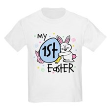 Bunny Chickie 1st Easter T-Shirt