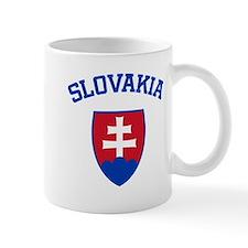 Slovakia English Mug