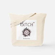 Funny Jensen ackles Tote Bag