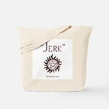 """""""Jerk"""" Tote Bag"""