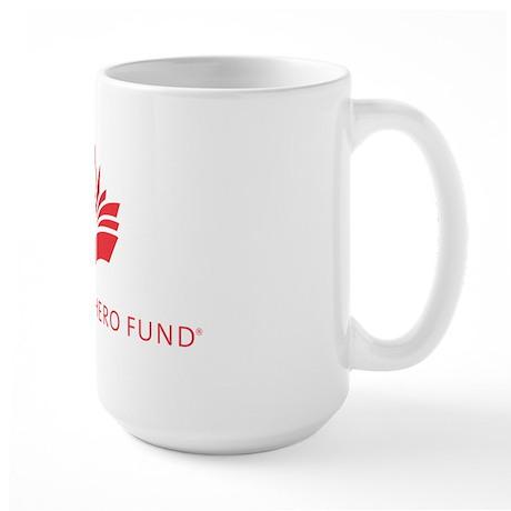 Canadian Hero Fund Large Mug