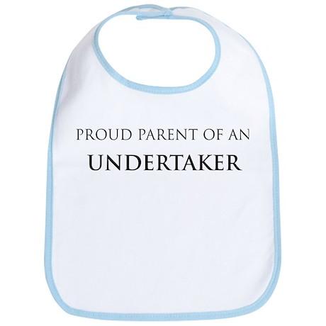 Proud Parent: Undertaker Bib