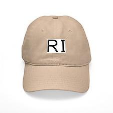 RI - RHODE ISLAND Baseball Cap