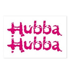 Hubba Hubba Postcards (Package of 8)