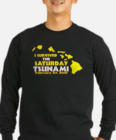 Hawaii Tsunami T