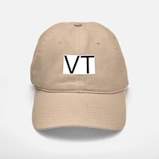 VT - VERMONT Baseball Baseball Cap