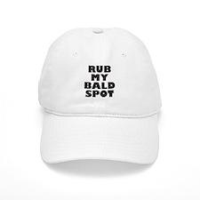 Cute Bald man Cap