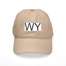 WY - WYOMING Baseball Cap