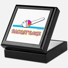 Backstroke Keepsake Box