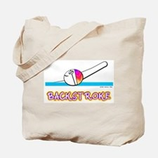 Backstroke Tote Bag
