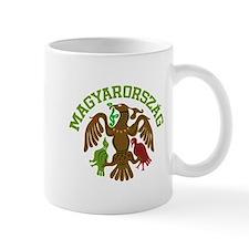 Turul Hungary Mug