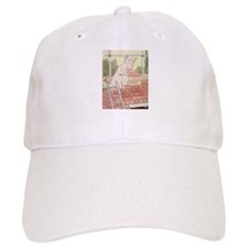 Brick House Pig Baseball Cap
