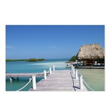 Postcards of  Belize (Package of 8)