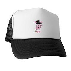 It's Master Bunny Trucker Hat