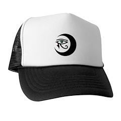 LunaSees Logo Trucker Hat