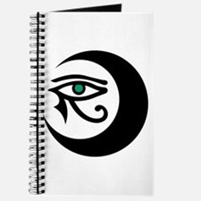 LunaSees Logo Journal