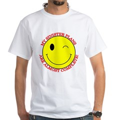 Sinister Smiley Face Shirt