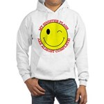 Sinister Smiley Face Hooded Sweatshirt