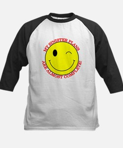 Sinister Smiley Face Tee