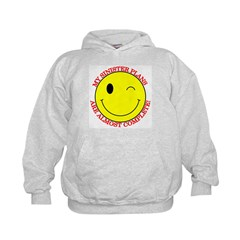 Sinister Smiley Face Hoodie