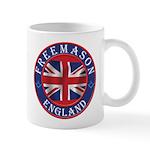 English Freemason Mug