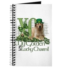 My Golden is Me Lucky Charm! Journal