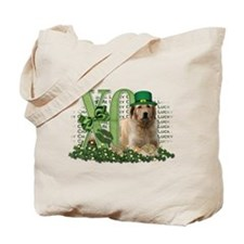 My Golden is Me Lucky Charm! Tote Bag