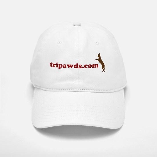 Tripawd Baseball Baseball Cap