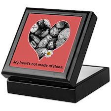HeartStone Keepsake Box