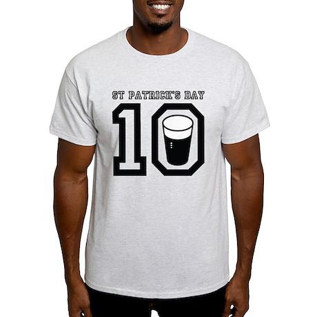 St Patrick's Day 2010 Light T-Shirt