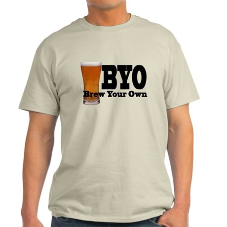 Brew Your Own Light T-Shirt