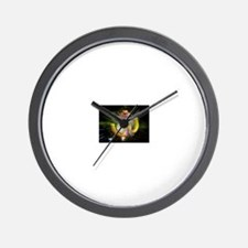 indian art Wall Clock