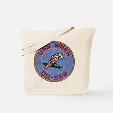 USS WREN Tote Bag